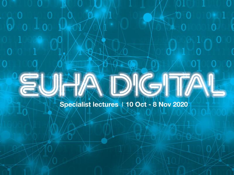 EUHA Congress goes digital