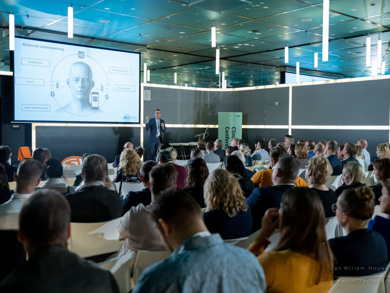 Dit is het congresprogramma van Specsavers Clinical Conference